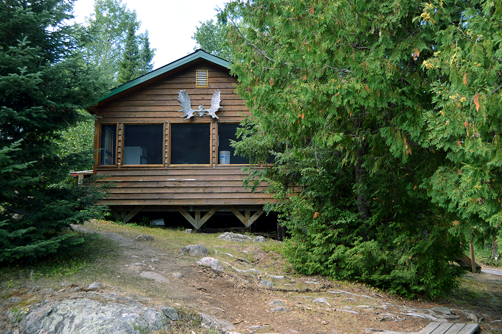 Ghost River Lodges - Outpost Sahlin's Side