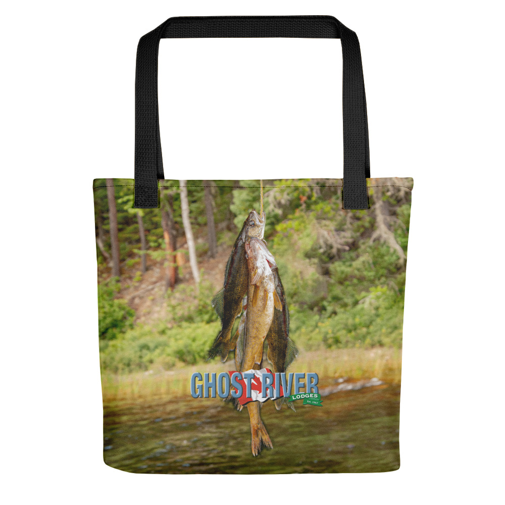 Ghost River Lodges - Tote - Stringer - Front